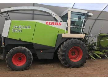 Forage harvester CLAAS Jaguar 900: picture 1