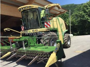 Krone BIG X 500 - forage harvester