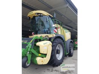 Krone BIG X 580 - forage harvester
