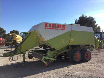 Square baler Claas Quadrant 2200