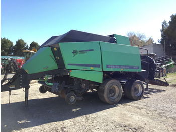 Square baler Deutz-Fahr GP121T