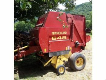 New Holland 648 - square baler