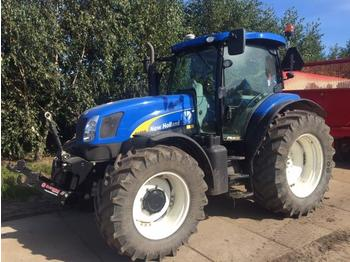 Wheel tractor NEW HOLLAND T6050 PLUS TRACTOR
