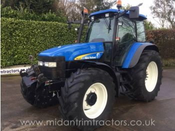 NEW HOLLAND TM140 - wheel tractor
