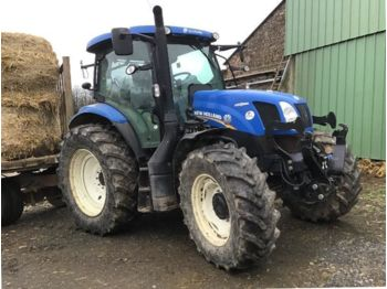 New Holland T6-150 - wheel tractor