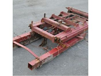 Attachment Forklift Mast to suit Tractor - 11404-17