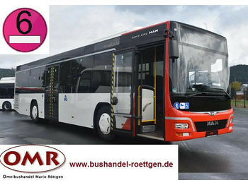 MAN A 78 Lion`s City / A20 / A21 / 530 / Neu-Zustand  - city bus
