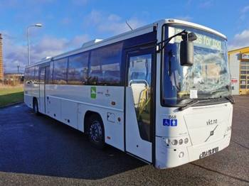 VOLVO B12B 8700, 12,9m, 49 seats, Handicap lift, EURO 5; 4 UNITS  - suburban bus