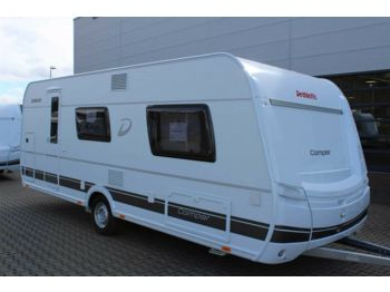 Dethleffs Camper 530 FSK MoverXT + Autarkschaltung  - travel trailer