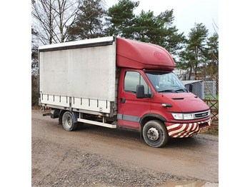 Iveco Daily 65C17 - curtain side van