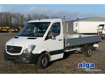 Open body delivery van Mercedes-Benz 316 CDI Sprinter 4x2, Euro 5, AHK, Navi, Klima
