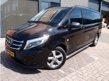 Panel van Mercedes-Benz Vito 119 CDI Lang DC led navi camera clima lm cruise top staat automaat7 euro6 dealer auto