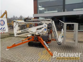 - articulated boom