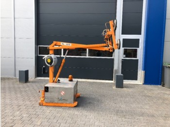 Articulated boom Oktopus G1 Vacuum Glaslift / Glasrobot