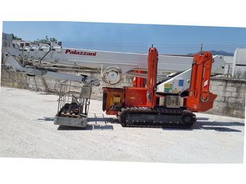 Palazzani TSJ 38 - articulated boom