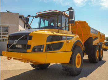 Articulated dumper VOLVO A30G