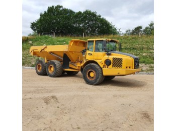 Articulated dumper Volvo A30 D: picture 1
