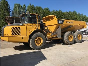 Articulated dumper Volvo A 30 E