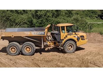 Articulated dumper Volvo A 30 F