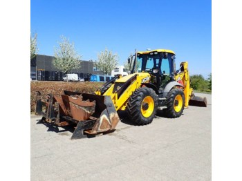 JCB 4CX - backhoe loader