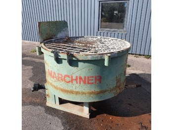 Marchner BM 150 - concrete equipment
