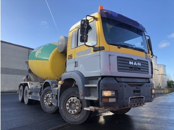 MAN TGA 35.390 BB - concrete mixer