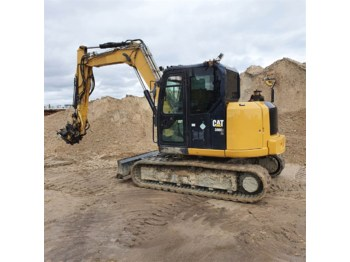 Caterpillar 308E 2CR - crawler excavator