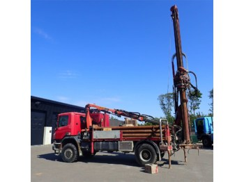 Knebel HY77/99 GRS - drilling rig