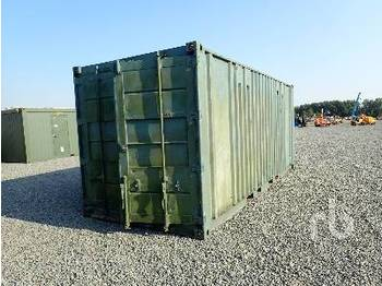 Generator set POLS 20 Ft Containerized