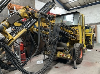 Atlas Copco Boomer 322S - mining machinery