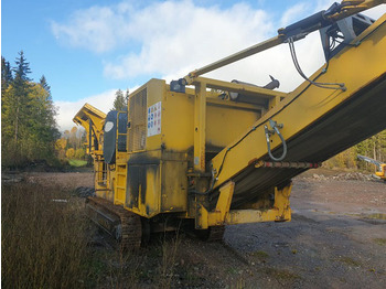 Keestrack Apollo - mining machinery