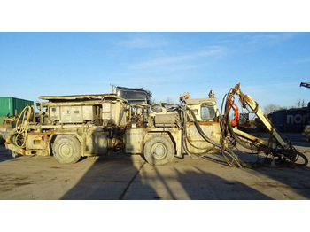 Normet Spraymec 1050 WPC - mining machinery