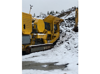 Parker JQ1165 - mining machinery