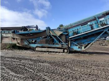 Powerscreen Chieftain 2100 - mining machinery