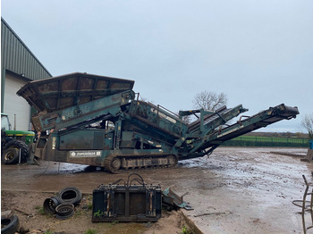 Powerscreen Warrior 1400 - mining machinery