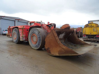 Sandvik Toro 0010 - mining machinery