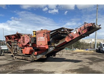 Terex Finlay J-1160 - mining machinery
