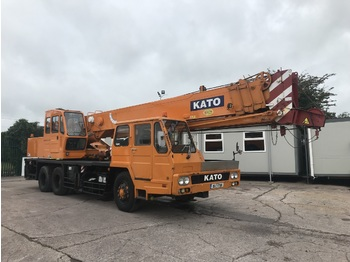 KATO NK200H-V2, Only 28,061 kms from New - mobile crane