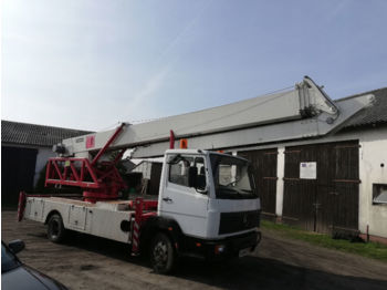 Mobile crane Compact Truck CT 3D 8x8x8 90t, 2000, 149000 EUR for