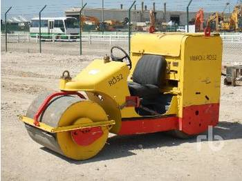VIBROLL RD32 - road roller