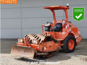 Dynapac CA134 PD GOOD WORKING CONDITION - 80% TYRES - roller