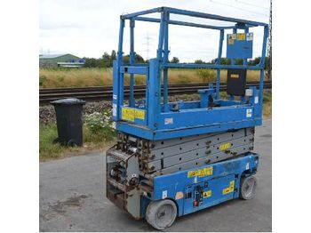 Scissor lift GENIE GS-1930: picture 1