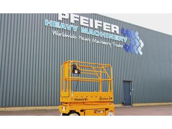 Scissor lift Haulotte OPTIMUM 6