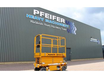 Scissor lift Haulotte OPTIMUM 8AC