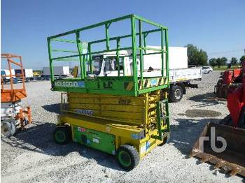 Scissor lift ITECO IG10130X Electric