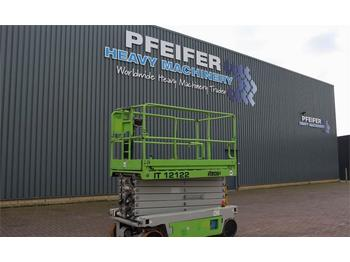 Scissor lift Iteco IT12122