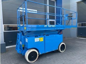 Scissor lift Iteco IT 12151