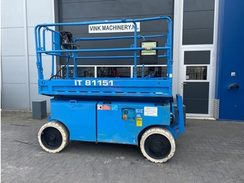 Scissor lift Iteco IT 8151