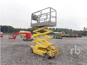 MEC 2633ES Electric - scissor lift