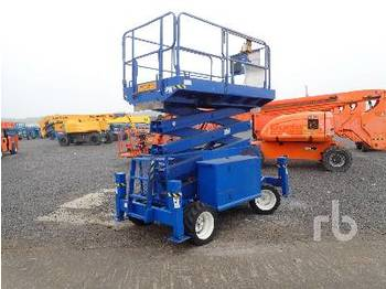 MEC 3072RT 4x4 - scissor lift